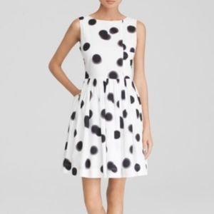 Marc by marc jacobs polka dot dress size 2
